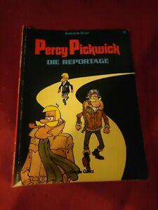 Percy Pickwick, Bd.6, Die Reportage von Bédu, Groot...