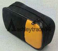Soft Case/bag for Fluke multimeters hioki sanwa Kyoritsu Uni-T UT61E