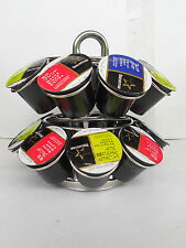 Rotating Dolce Gusto Capsule Holder for 18 Capsules