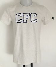 CHELSEA CFC LOGO GRAPHIC TEE SHIRT BY ADIDAS SIZE ADULTS MEDIUM BRAND NEW