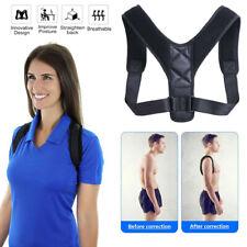 Posture Corrector Adjustable Back Shoulder Brace Support Band for Men and Women