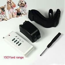Electronic Shock Anti Bark Dog Collar Stop Barking Pet Humane Training Control