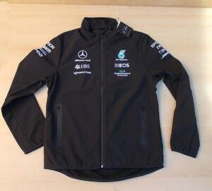 Mercedes AMG Petronas F1 2021 Team Softshell Jacke Männer L = 52/54 MAPF1 RP