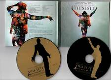 "MICHAEL JACKSON ""This Is It"" (2 CD Digibook) 2009"