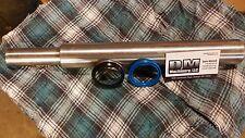 Mitsubishi BD2F BD2G BD2H BD2J track adjuster rod- stainless steel w/ new seals