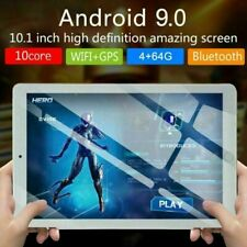 10.1 Inch Android 8.0 64GB 10 Core Tablet PC WIFI Dual SIM Camera Phablet 4G