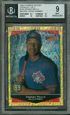 1/1 1999 Ultimate Victory Parallel Vernon Wells #146 BGS 9 (No Serial Number)