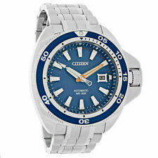 Citizen Grand Touring NB103153L Blue Dial Wrist Watch for Men