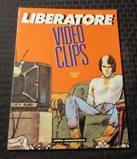 1985 Liberatore VIDEO CLIPS SC 1st Catalan NM English
