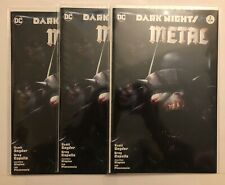 Dark Nights Metal 2 - Mattina Variant - NM/M - CGC Ready -