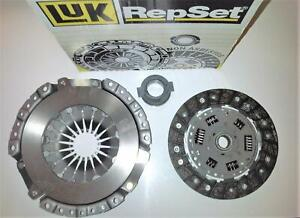 FOR FORD CAPRI CORTINA SIERRA RS2000 2.0 OHC PINTO NEW LUK CLUTCH KIT 1974-86