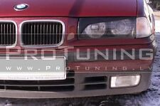 Bmw 3 E36 sourcils bad look headlight spoiler lightbrows eye couvercles des sourcils couvre