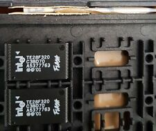 LOT OF 3 PCS. INTEL TE28F320C3BD70 NOR Flash, 2M x 16, 48 Pin, Plastic
