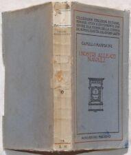 CAMILLO MANFRONI I NOSTRI ALLEATI NAVALI OPERAZIONI GUERRA ADRIATICA 1927