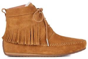 EMU Baden Boot, Chestnut womens 8