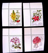 762-95 FLOWERS MHM OG (SEE DESCRIPTION)