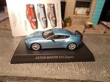 Kyosho Aston Martin V12 Zagato 1/64