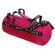 Capezio Duffle Shoulder Dance Barrel Bag Pink Dance holdall B81