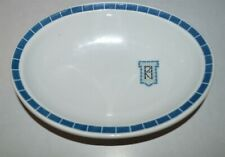Vintage Radisson Hotel Restaurant China Serving Oval Bowl