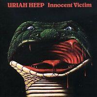 URIAH HEEP Innocent Victim CD BRAND NEW Expanded Deluxe Edition Bonus Tracks