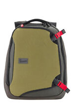 NEW Crumpler Dry Red No 5 Laptop Backpack: 20 litre: Khaki Army: 1.3kg