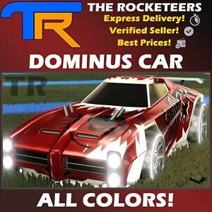 [PC] Rocket League Every Dominus Import Battle-Car Grey Lime White Pink etc.