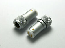 ** Tonarmstecker - Tonearm Plug/Connector - SME DIN 5 Pin - gerade#2 **