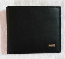 FERRE porte carte & billets cuir noir + boîte neuf