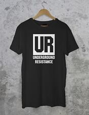 Underground Resistance Records T-Shirt - Detroit Techno UR EDM House