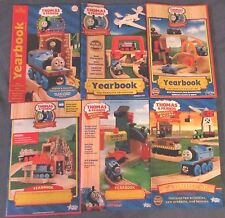 THOMAS the TANK & FRIENDS-TRAIN YEARBOOK CATALOG 2006, 07, 08, 09, 10, 11 - NEW!