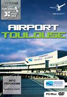 Airport Toulouse FSX/P3D/X-Plane 10