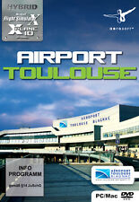 Airport Toulouse FSK/P3D/X-Plane 10