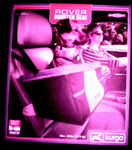 New Kurgo Rover Pet Dog Booster Seat 30 Lbs. Max