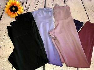 Lot of 3 Old Navy Ombré Active Elevate Go-Dry workout leggings - XS