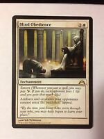 Blind Obedience   VO   -  MTG Magic (EX)