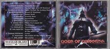 GODS OF DARKNESS - VARIOUS CD 1997 NB 285-2 METAL RULES