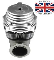 Tial MVS-A 38mm style SILVER v-band external wastegate F38 MV-S-A v band by TriX
