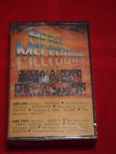 Metal Meltdown K-Tel TU 660-4 1988 Cassette SEALED NEW Anthrax WASP Dio Priest