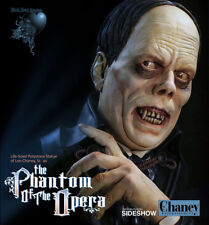 Lon Chaney Sr The Phantom of the Opera Life-Size Bust Black Heart 1 of 250 1:1