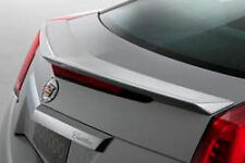 Fits: Cadillac CTS Coupe 2011+ Factory Style Flush Mnt Painted Rear Spoiler