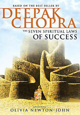 The Deepak Chopra: Seven Laws of Spiritual Success (DVD, 2007) NEW