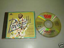 Raro CD . Luciano Pavarotti - PAGINE SCELTE  ( 1987 )