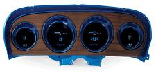 Dakota Digital Dash 69 70 Ford Mustang Full 6 Gauge Cluster System Kit VFD3-69M