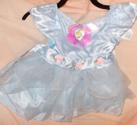 Toddler CinderellaBallerina  Dress./2T. New.Disney Classic