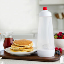 Pancake Batter Mixer with BlenderBall Wire Whisk Pancake Batter Mixer & Dispense
