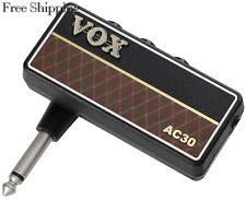 VOX AP2AC amPlug 2 Headphone Mini Practice Guitar Amplifier Amp Top Boost AC30
