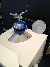 SWAROVSKI Figura Crystal Planet 2000 con OVP & certificato (((ottimo stato)))