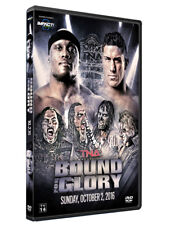 Official TNA Impact Wrestling - Bound for Glory 2016 Event DVD