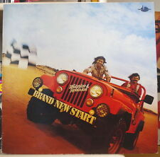 WATERLOO&ROBINSON BRAND NEW START JEEP CAR FUN COVER AUSTRIA PRESS LP ATOM 1980