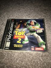 Toy Story 2: Buzz Lightyear to the Rescue (Sony PlayStation 1, 1999) Broken Case